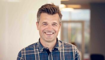 Rune Garborg er sjef i Vipps.