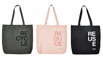 Cubus ber kundene takke nei til plastpose