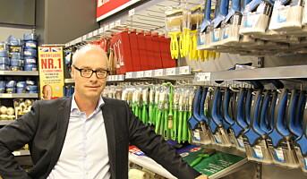 Europris åpnet ny butikk i Kjørbekk