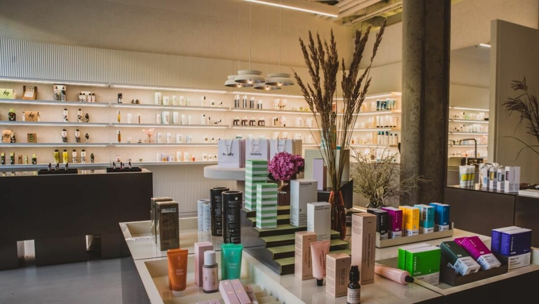 """""""Zalando Beauty Station"""" har åpnet I Berlin. (Fotos: Zalando / Nils Krüger)"""