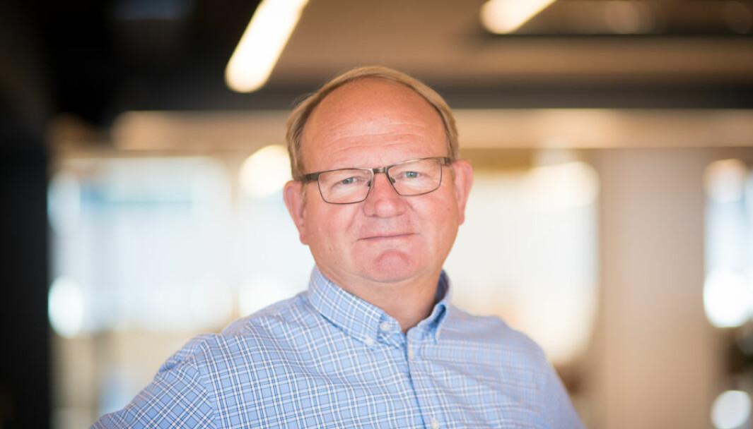 – Med korona-krise i store deler av næringslivet er det oppsiktsvekkende at færre går konkurs, det tyder på at støtte-pakkene har hatt ønsket effekt, sier Per Einar Ruud i Bisnode.