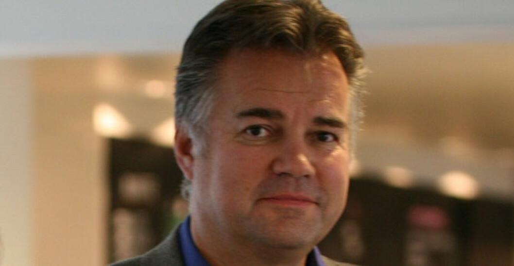 Konserndirektør for marketing og innovasjon i Orkla, Arve Heltne, er styreleder i det nye selskapet. (Foto: Okla)