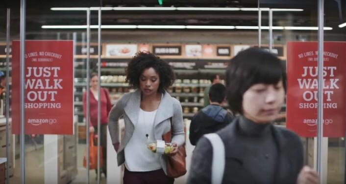 Den nye og revolusjonerende convenience store – Amazon Og, butikken uten kasseapparat – som utprøves av Amazon i Seattle, kommer nå også i to nye amerikanske byer. (Foto: Amazon.com)
