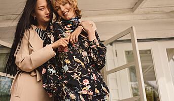 H&M fornyer seg på nettet i USA