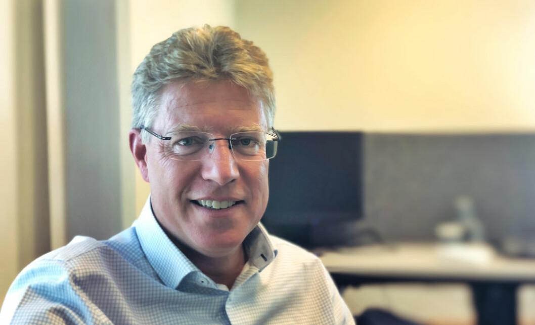 Pieter Spilling er ny leder for marked og kommunikasjon i CGI Norge.