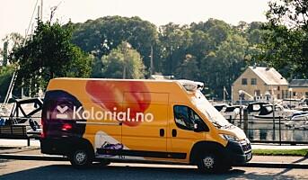 Kinnevik inn på eiersiden i Kolonial.no
