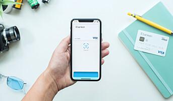 I dag får Sbankens kunder Apple Pay
