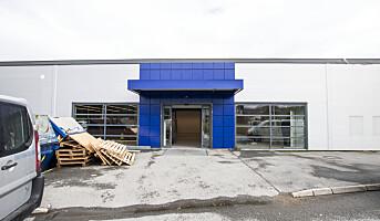 Nord-Europas største JYSK-butikk i Bodø