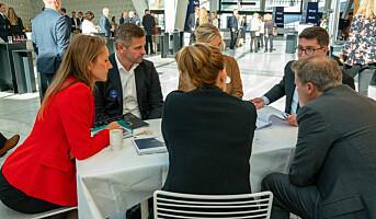 Bransjefolk diskuterte fremtidens kjøpesenter