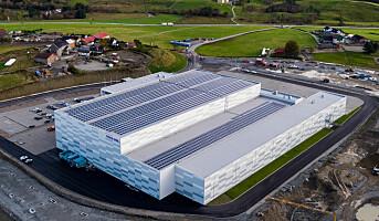 Norges smarteste energilager