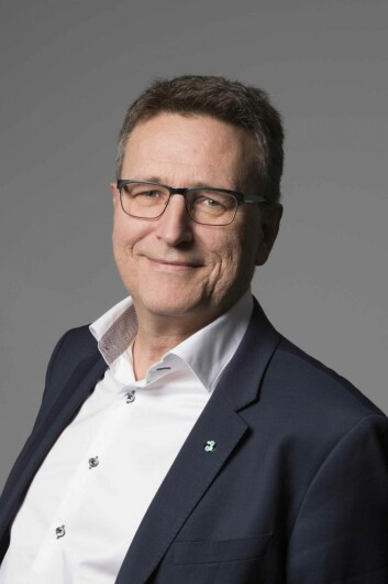 Matthias Peter er Country Client Partner i Cognizant Norge.