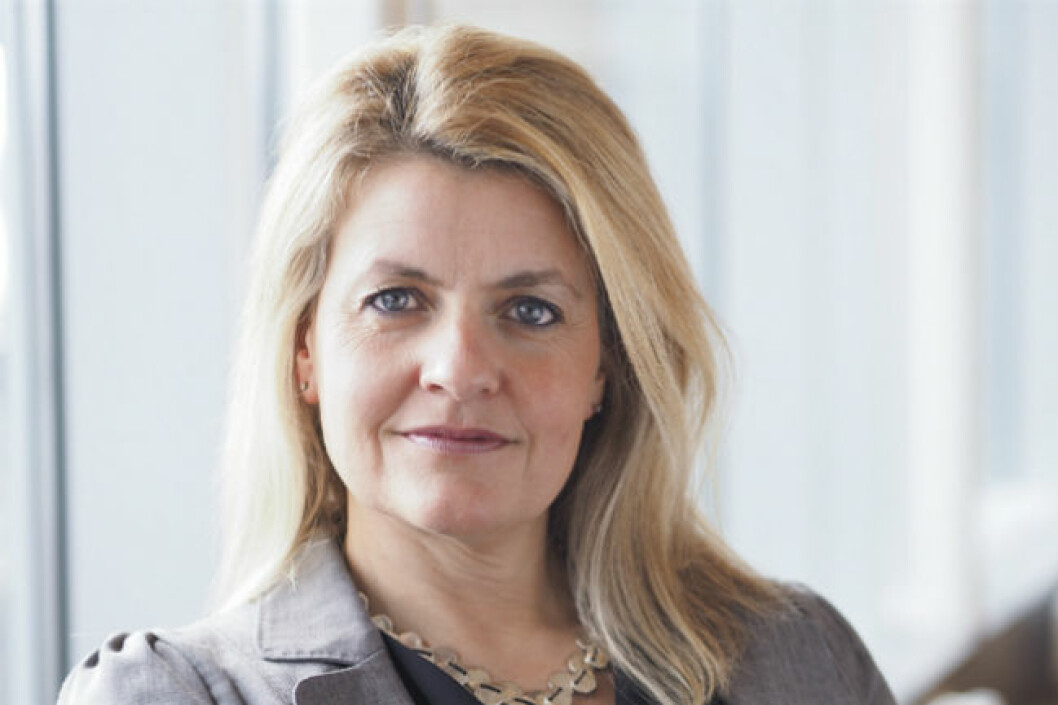 Inger Lise Blyverket (Foto: Virke)