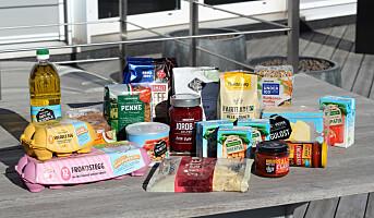 REMA 1000 merker egne varer med 'ofte god etter'