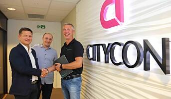 Norskand inngår rammeavtale med Citycon