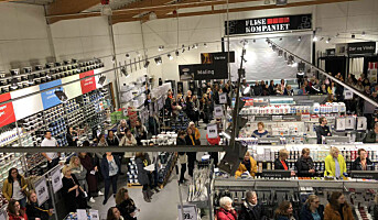 Flisekompaniet med shop-in-shop