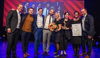 Glasmagsinet vant Den Gylne Idé – Årets kampanje