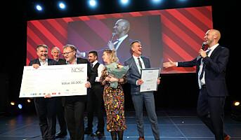 AMFI Kanebogen er Norges beste kjøpesenter 2018