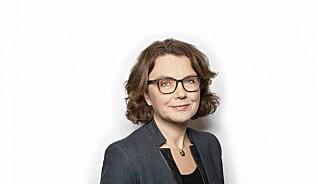 Tone Wille er konsernsjef i Posten Norge.