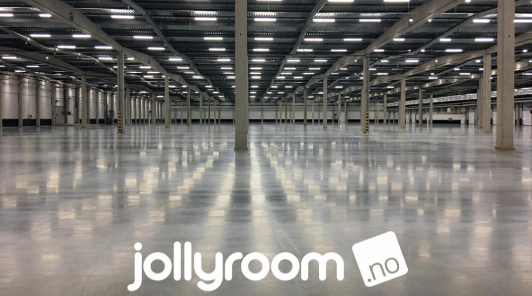 Jollyroom har inngått avtale med Newsec på et nyrenovert anlegg i Göteborg havn. (Foto: Jollyroom)