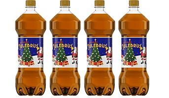 Coca-Cola med Julestemning