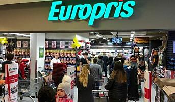 Viruset gir Europris ekstra vekst, kjøper muligens opp hele ÖoB i år