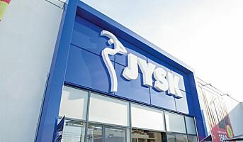 Jysk vil doble antall butikker internasjonalt