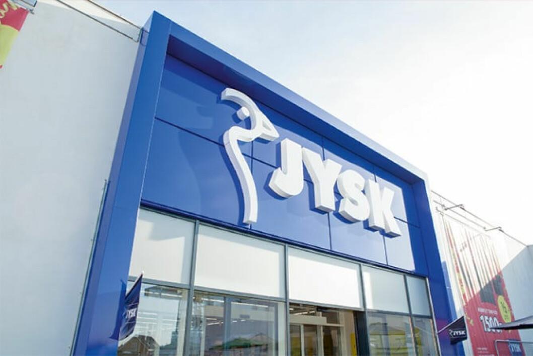 Jysk ekspanderer sterkt i Norge og vil neste år åpne sin butikk nr. 100 her i landet. (Foto: Jysk)