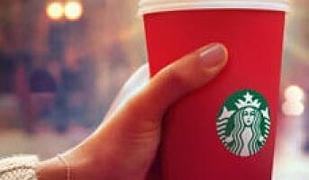 Årets røde kopper kan gjenbrukes