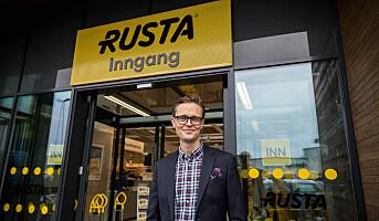 Feirer åpning av varehus nr. 3 i Rogaland