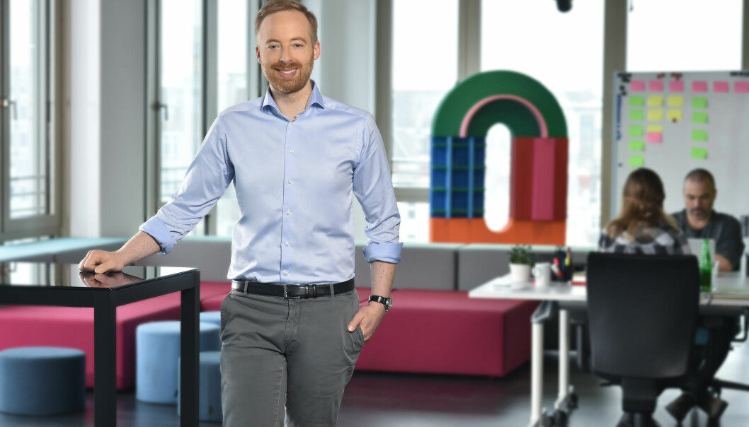 CEO Rubin Ritter i Zalando mener at tiden er inne for at motebransjen går over på nett.