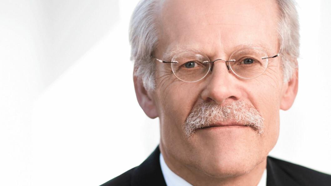 Riksbanksjef Stefan Ingves er villig til å ta risikoen. (Foto: Riksbanken)