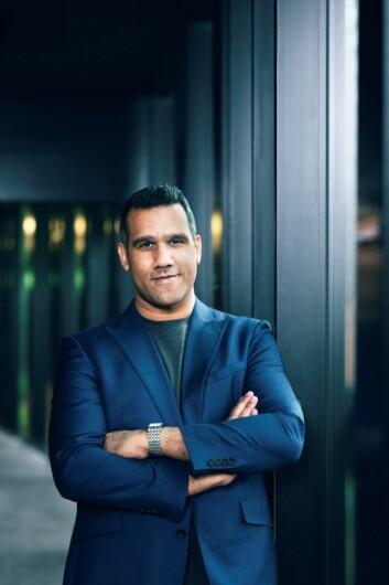 Imran Afzal: – Med AI får man raskt viktig kundeinnsikt fra store mengder data. (Foto: Adobe)