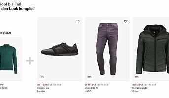 AFC – en virtuell shopping-assistent