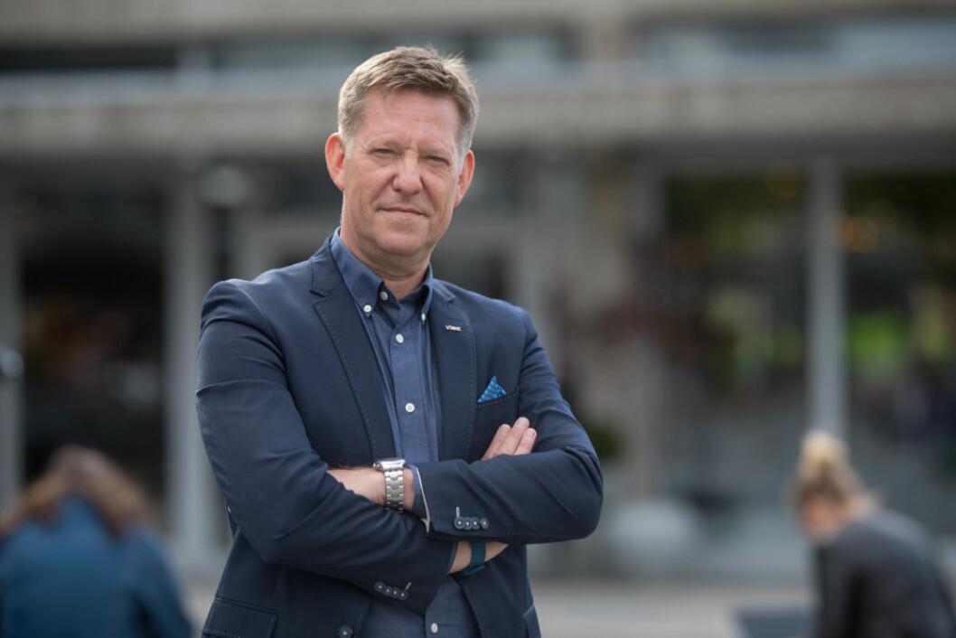 Torstein Schroeder har med umiddelbar virkning fratrådt rollen som bransjedirektør for Virke KBS.