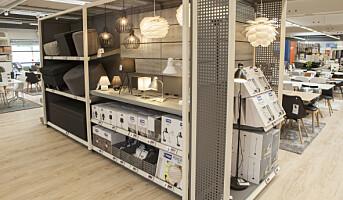 Fremtidens JYSK-butikk i Tromsø