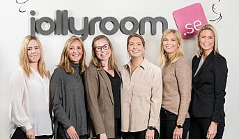 Jollyroom ansetter 220 ekstra før jul