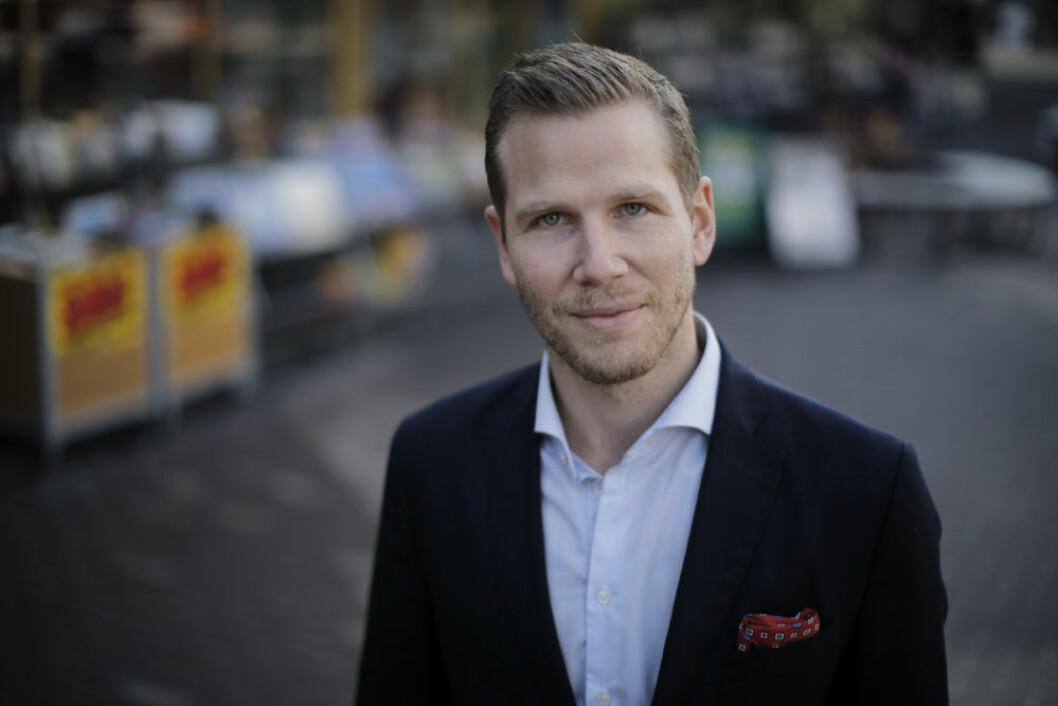 Are Vittersø, Prisjakt.no: – Andelen varer som gikk ned i pris var tre prosent lavere i år enn i fjor.