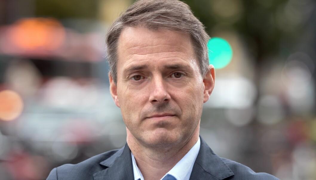 Ivar Horneland Kristensen er administrerende direktør i Virke.