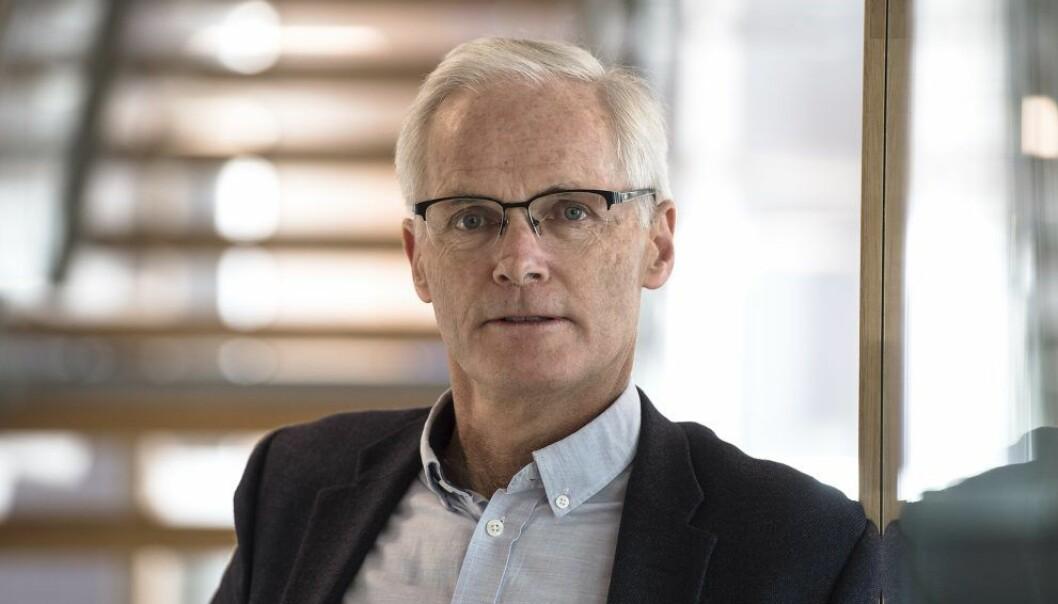 Lars Sørgard er konkurransedirektør.