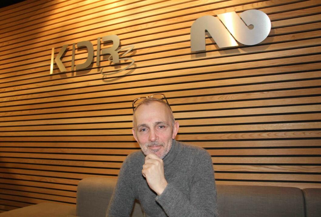 Jan Matre er daglig leder både i KDR Stavanger og Norsk Butikkdata.