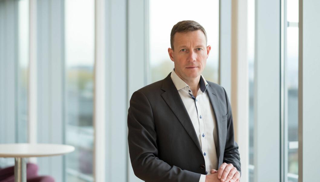 Harald Jachwitz Andersen, direktør for Virke Handel, har gått inn i styret i GS1 Norway.