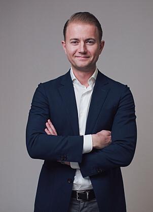 Alexander Thygesen er CEO og en av gründerne i Moodings.