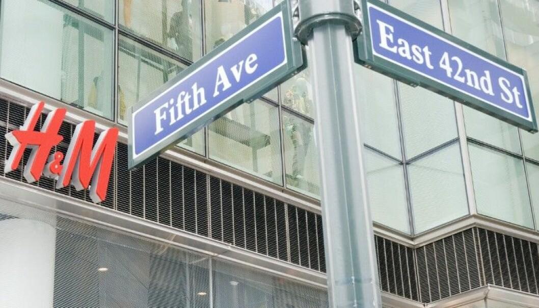 Fifth Avenue i New York