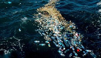 Ekspedisjon studerer plastforsøpling i havene