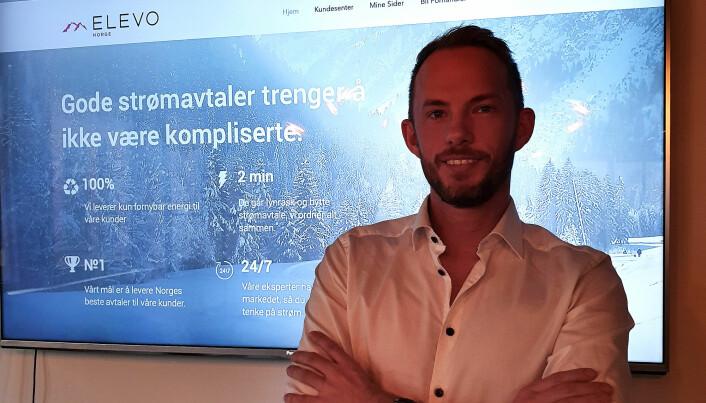 Styreleder Marcus Frost i ELEVO Norge har lang erfaring med å intervjue kandidater til ulike stillinger.