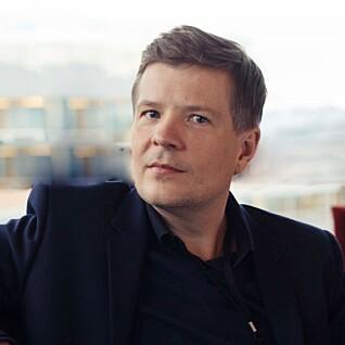 Daniel Sellevoll er kommunikasjonssef i Citycon i Norge.