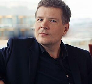 Daniel Sellevoll er kommunikasjonssjef i Citycon.