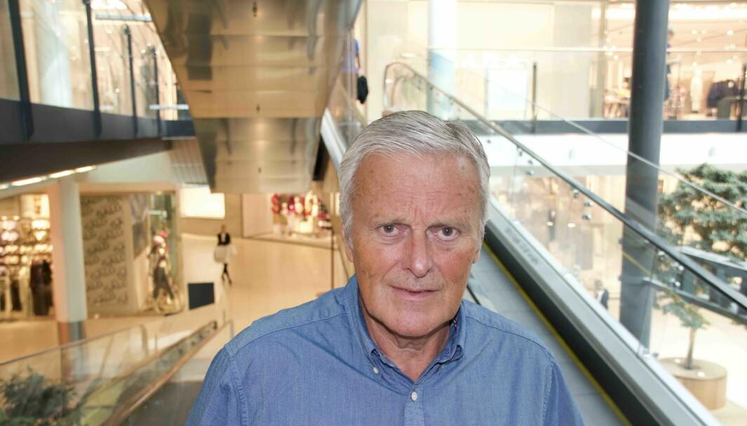 Odd Gisholt er Norges mest siterte ekspert på retail generelt og dagligvare spesielt.