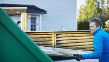 Bedrifter og privatpersoner kan fortsatt bestille container til sin lokasjon.