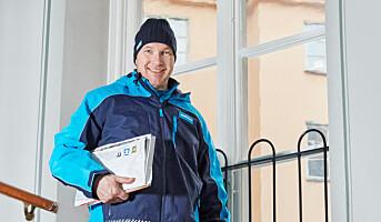 PostNord tidobler kapasiteten på hjemlevering